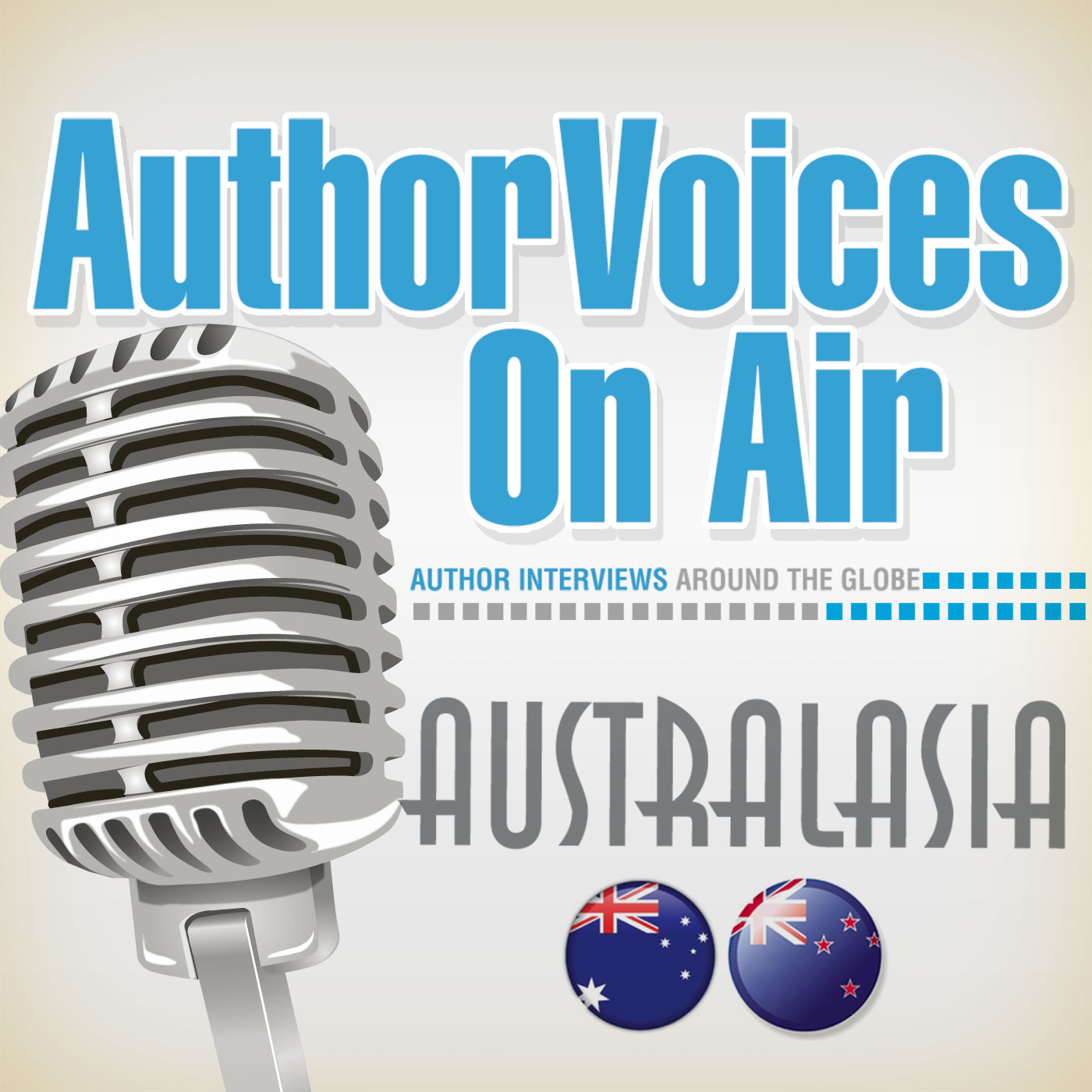Author Voices On Air  Australasia