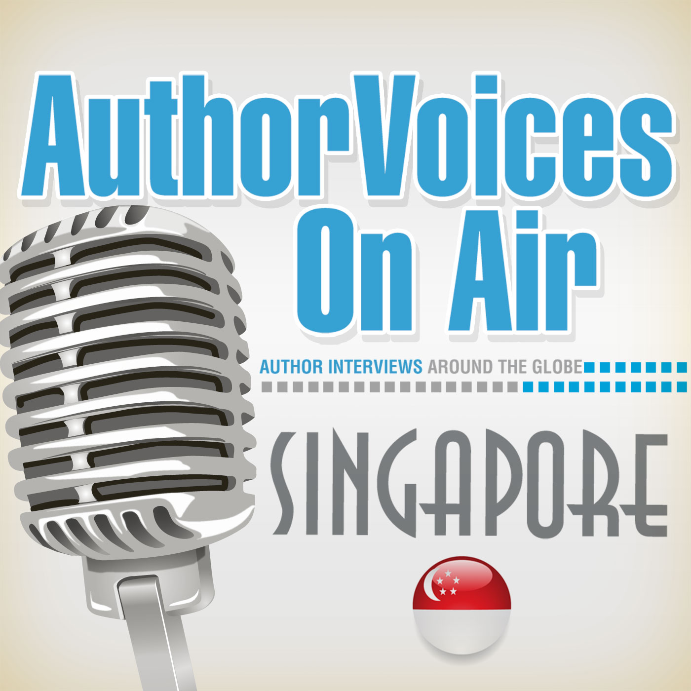 Author Voices On Air  Singapore