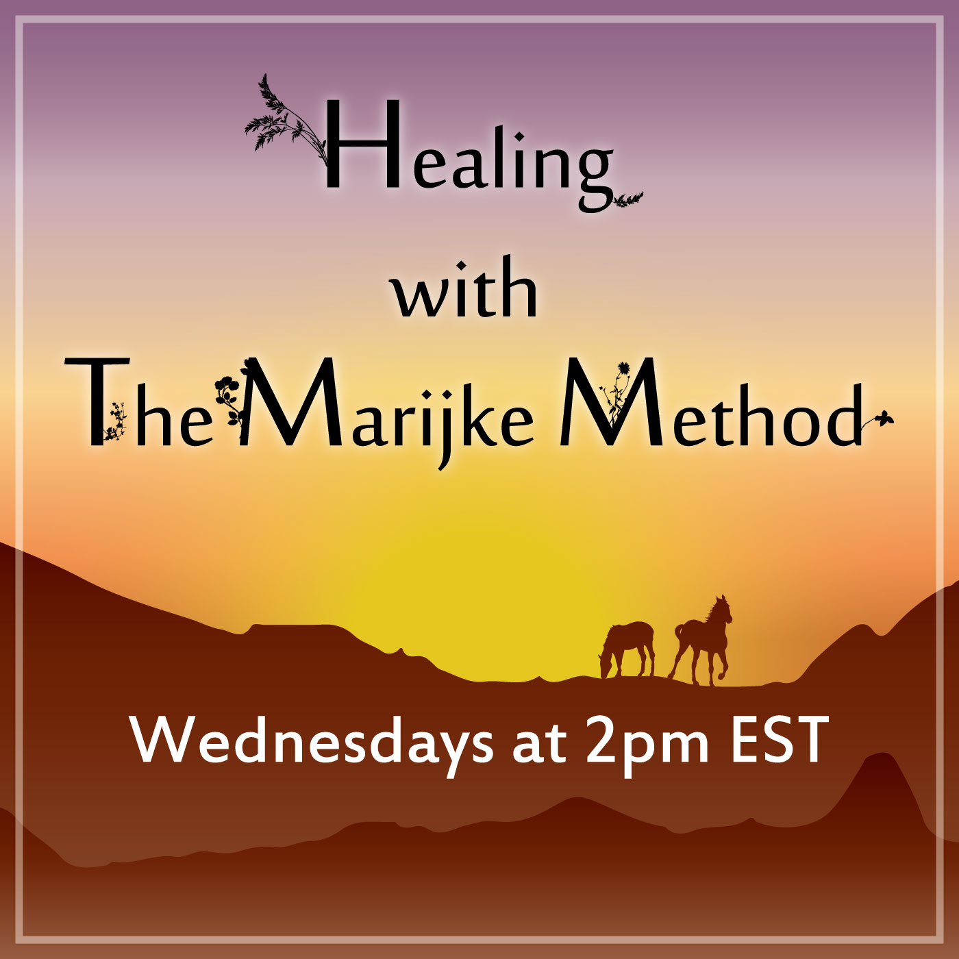Healing with The Marijke Method