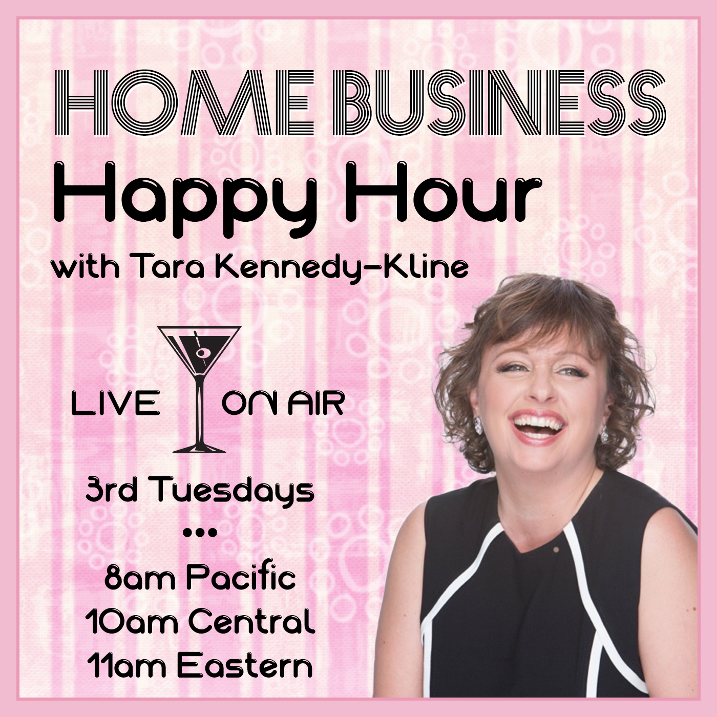 Home Business Happy Hour